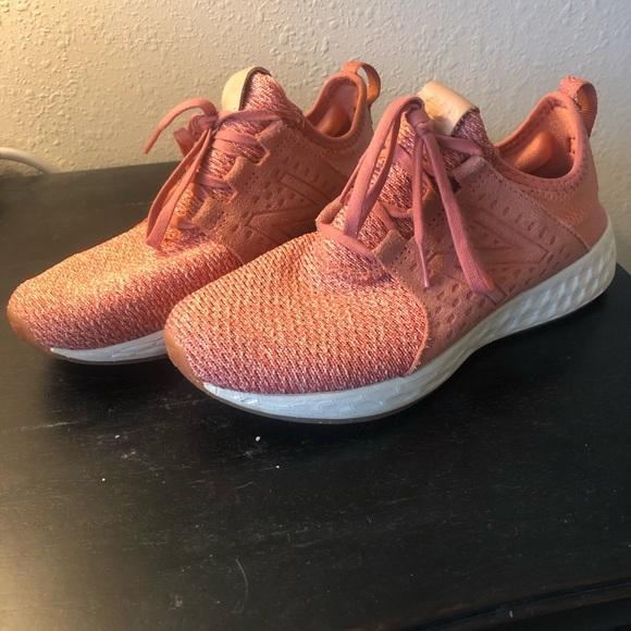 New Balance Cruz Knit Sneakers Womens